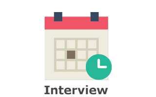 Employer schedule interview