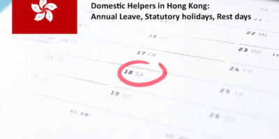 Annual Leave for Helper