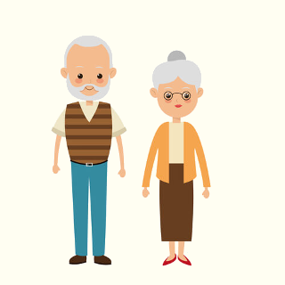 Older couple looking for helper