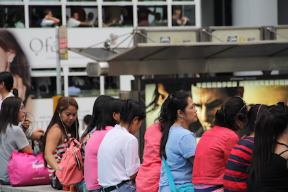Living in Harmony with Domestic Helpers in Hong Kong