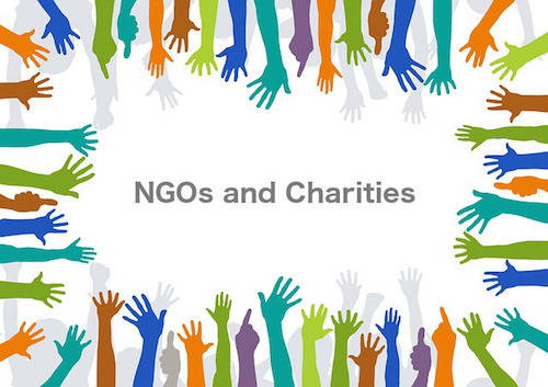 NGOs and Charities for Helpers