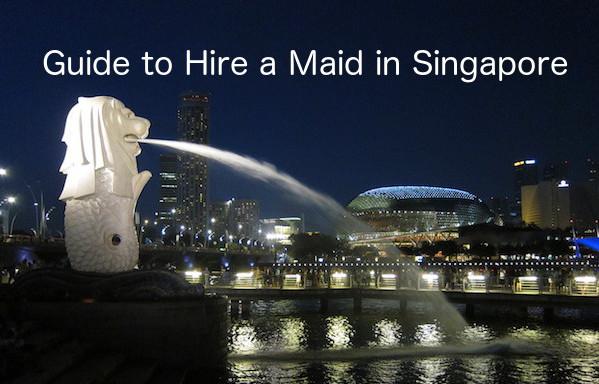 Hiring Maid in Singapore