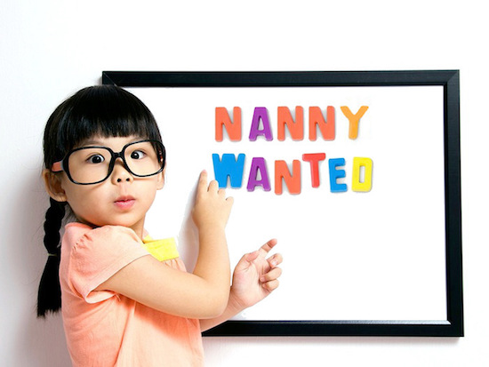 Looking for nanny