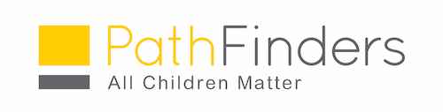 Pathfinders children matter logo